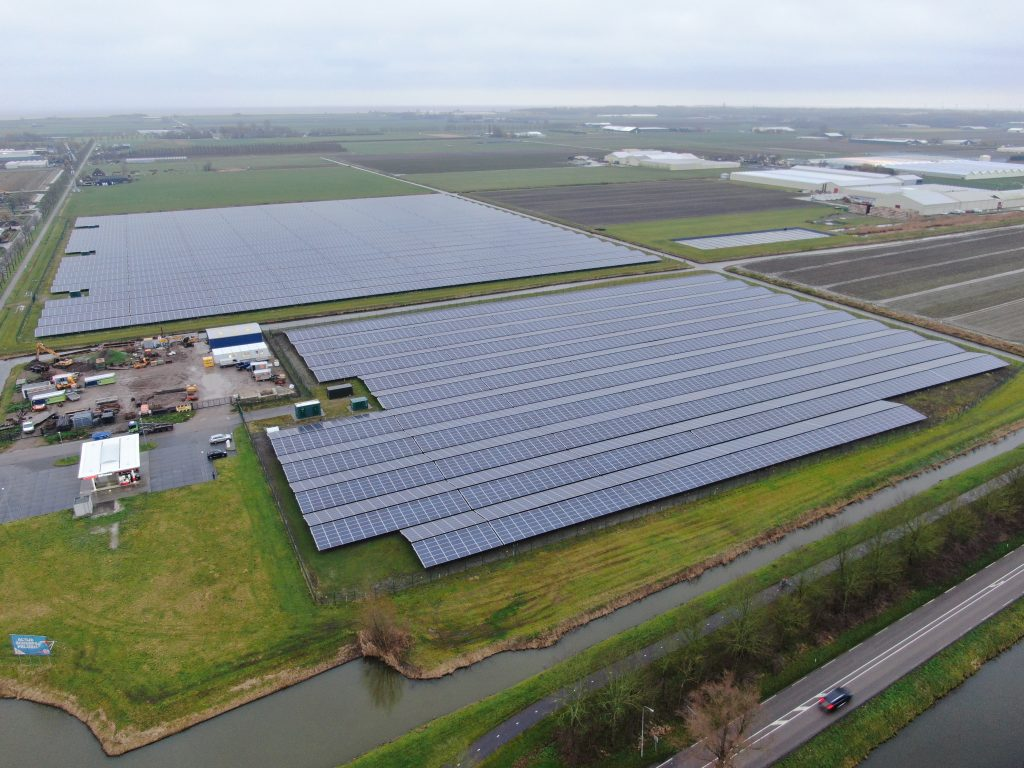 Andijk, 7,56 MW, The Netherlands