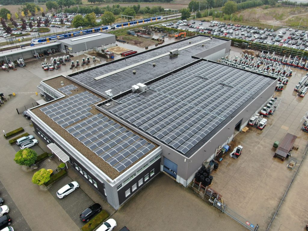 Verhoeven Marcheeze, 3286 kW, The Netherlands