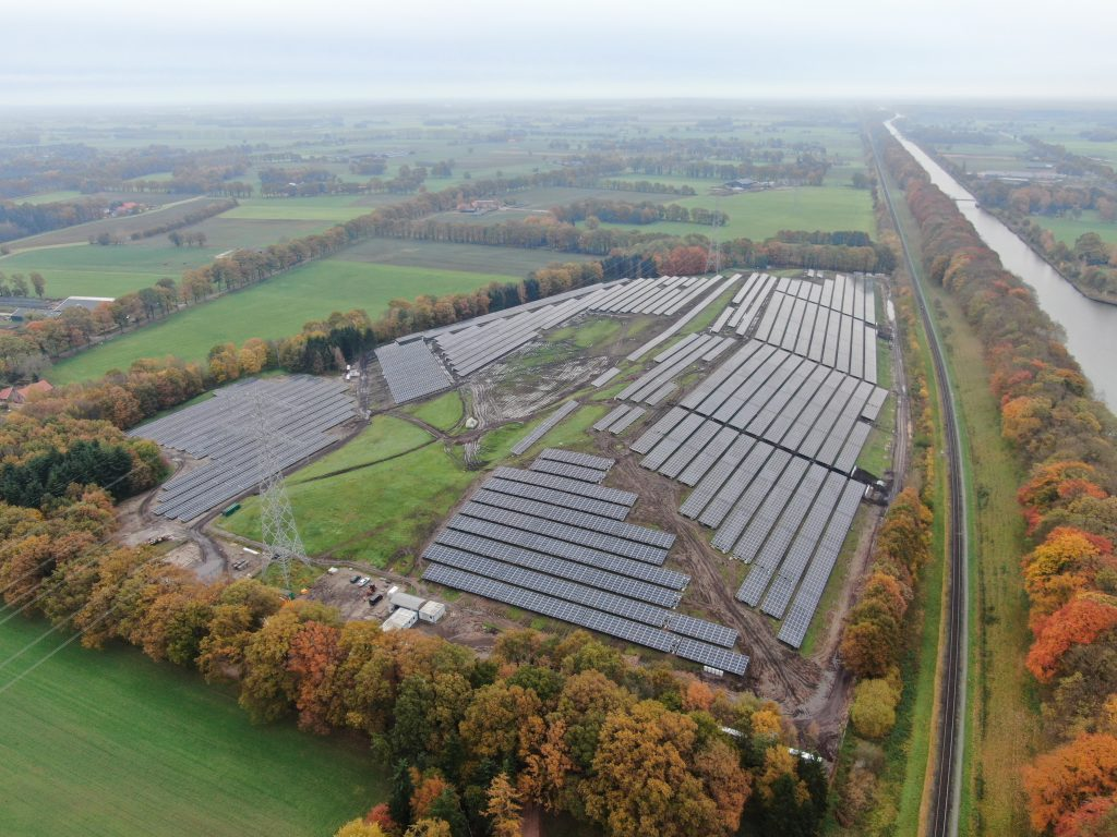 Lochem, 8.9 MW, The Netherlands