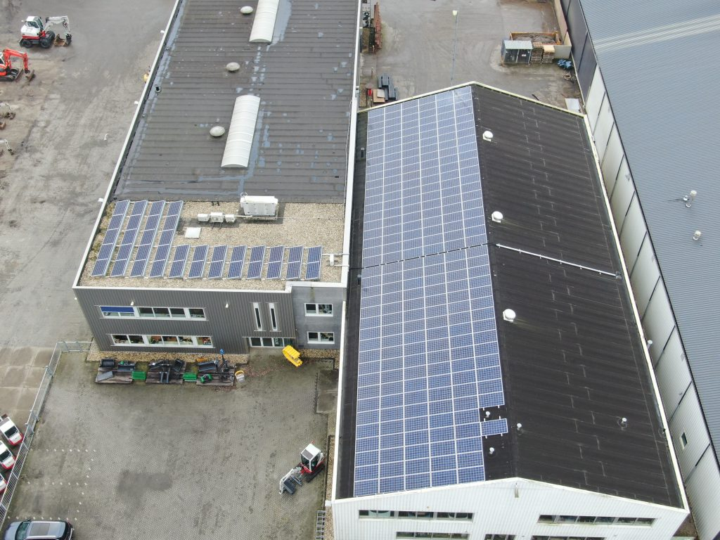 Zeewolde, 74,4 kW, The Netherlands