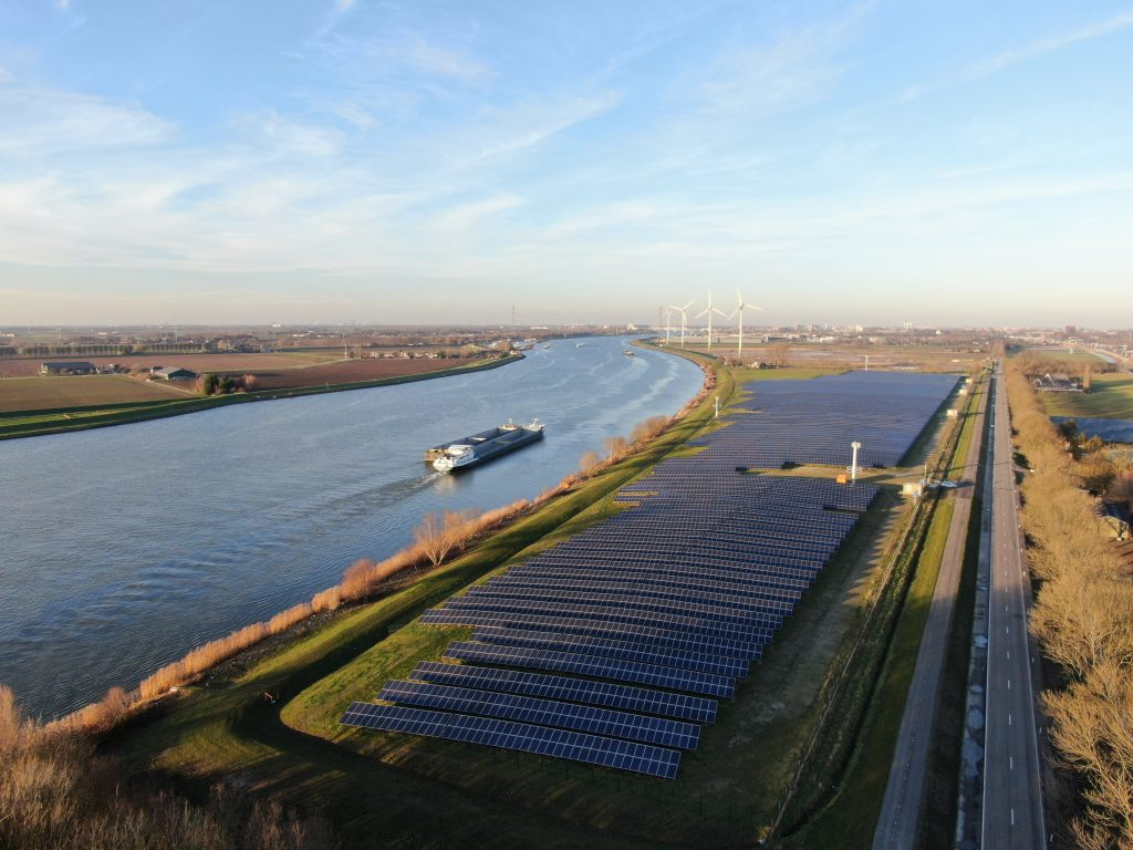 Dordrecht, 7,5 MW, The Netherlands