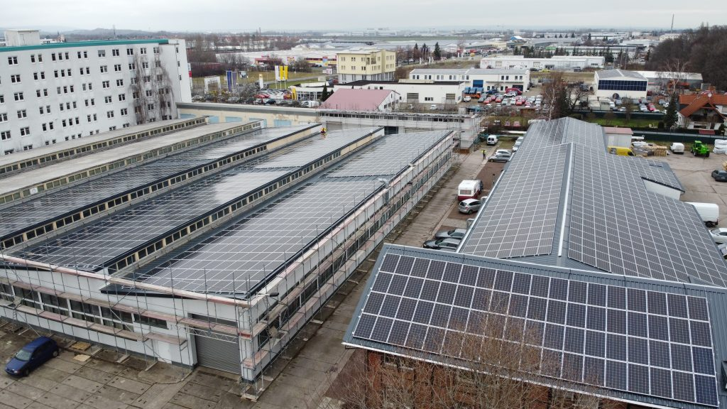 Erfurt, 650 kW, Germany