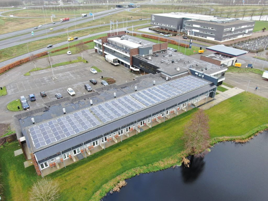 Heerenveen, 58 kW, The Netherlands